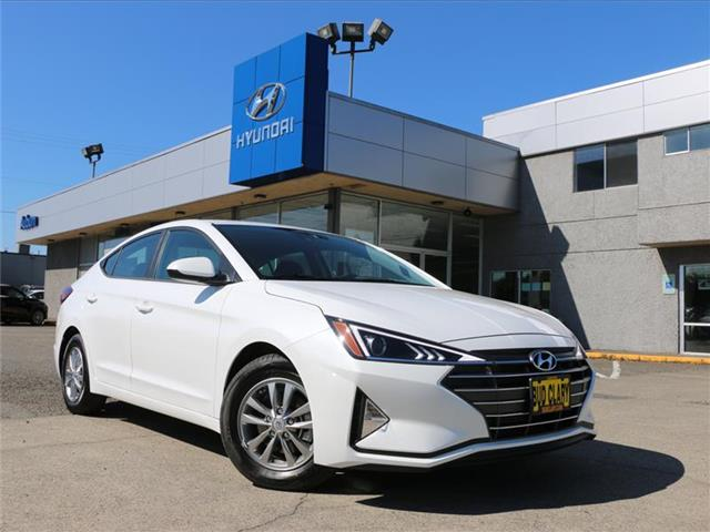 New 2020 Hyundai Elantra ECO 4dr Sedan FWD Sedan