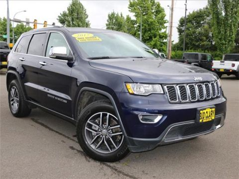 2017 Jeep Grand Cherokee Limited 4dr 4x4