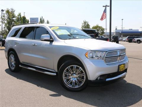 2011 Dodge Durango Crew 4dr All-wheel Drive