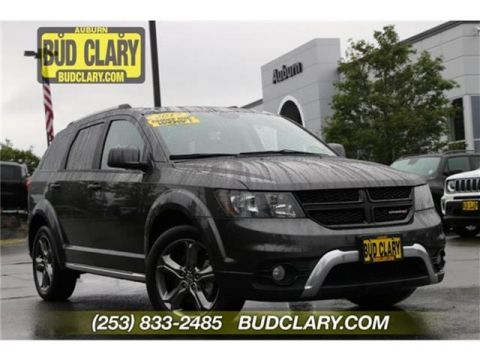 2017 Dodge Journey Crossroad 4dr Front-wheel Drive