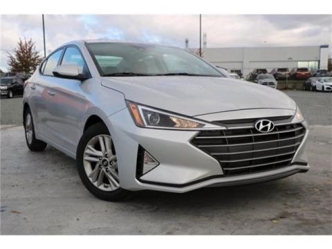 2020 Hyundai Elantra Value Edition w/SULEV 4dr Sedan