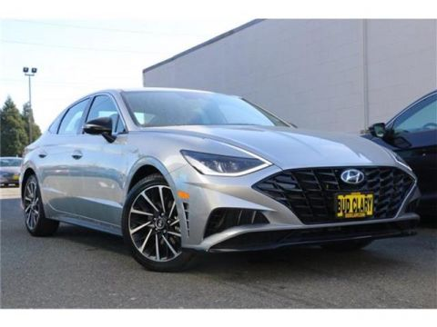 2020 Hyundai Sonata SEL Plus 4dr Sedan
