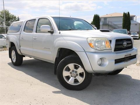 2007 Toyota Tacoma PreRunner V6 (A5) 4x2 Double-Cab 127.8 in. WB