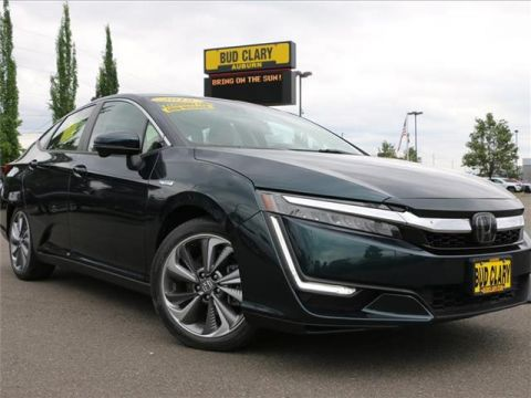 2018 Honda Clarity Plug-In Hybrid Base 4dr Sedan