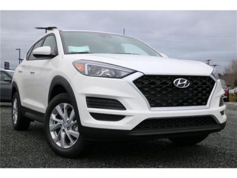 2020 Hyundai Tucson SE 4dr All-wheel Drive