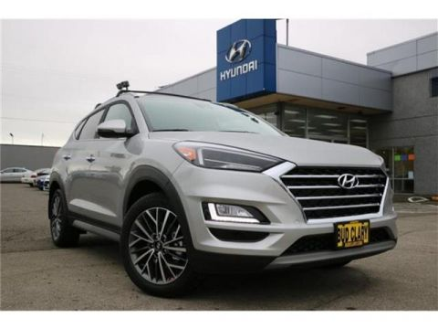 2020 Hyundai Tucson Limited 4dr Front-wheel Drive