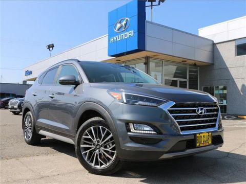 New 2021 Hyundai Tucson Ultimate 4dr All-wheel Drive AWD Sport Utility