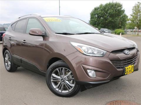 Pre-Owned 2014 Hyundai Tucson All Wheel Drive Sport Utility