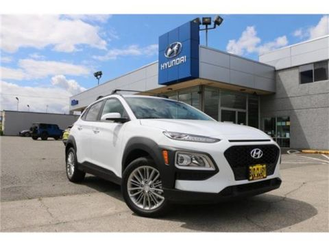 2020 Hyundai Kona SEL 4dr All-wheel Drive