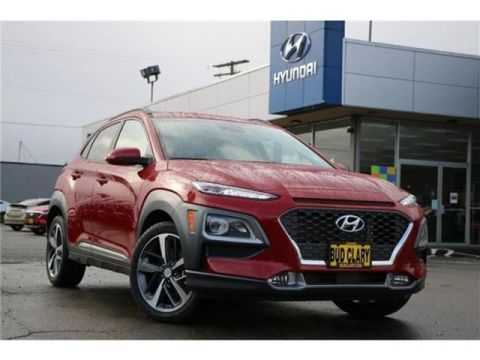 2020 Hyundai Kona Ultimate 4dr All-wheel Drive