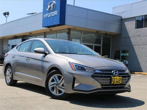 2020 Hyundai Elantra Value Edition 4dr Sedan