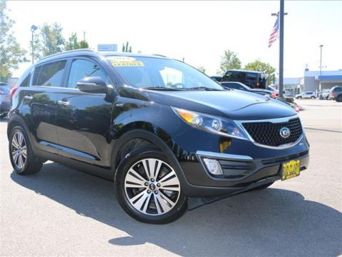 Pre-Owned 2015 KIA Sportage EX 4dr All-wheel Drive AWD Sport Utility